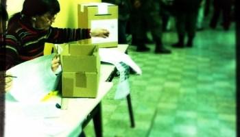 Buenos Aires Día de elecciones / Election Day