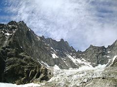Massif du Mont Blanc - Triolet
