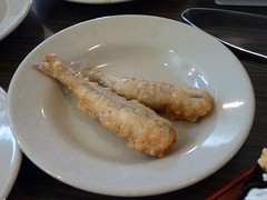 Macleod Sushi & BBQ - pix 07 - Deep Fried Smelt Fish
