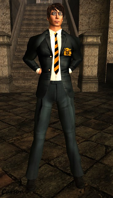 Lunas boutique - Classroom Male Uniform