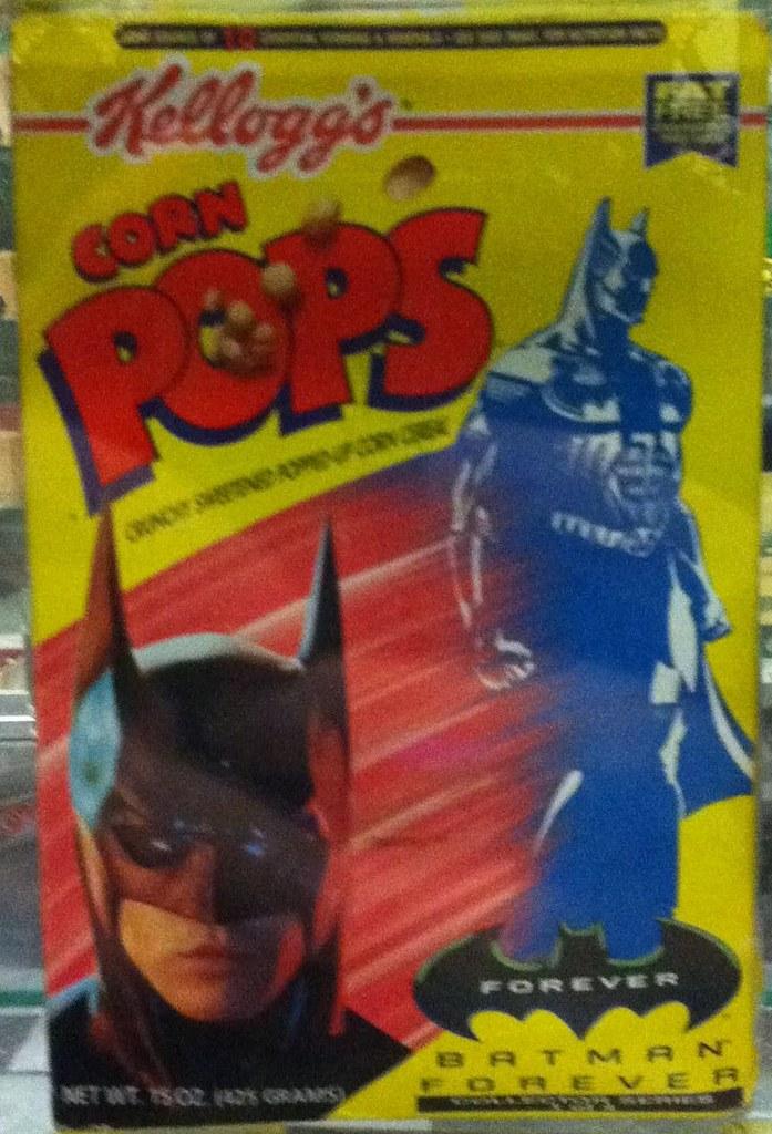 Batman Forever Corn Pops 1