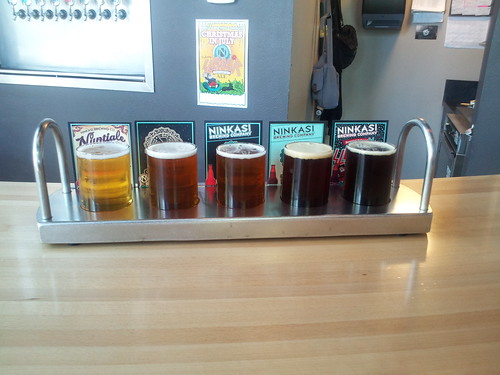 Ninkasi: the sampler