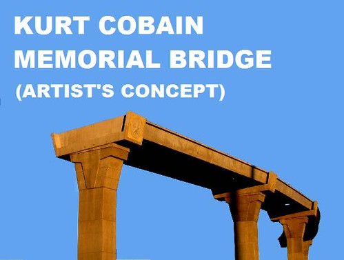 Kurt Cobain Memorial Bridge