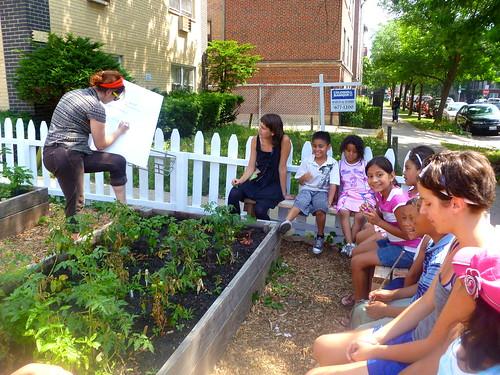 Children's Garden Class