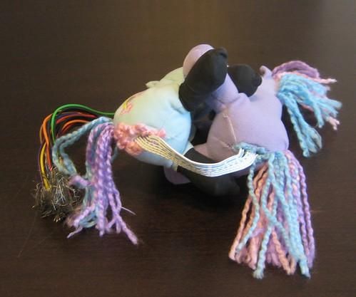 My Little Cyberporn Ponies