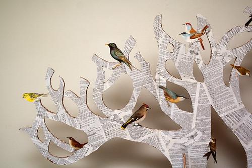 Paper tree-4