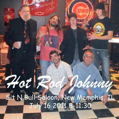 Hot Rod Johnny 7-16-11