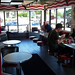 Apache Burgers - the dining room