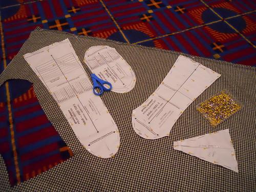 Woven Socks class