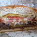 Apache Burgers - the burger