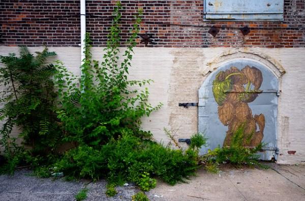 Industrial Greenery