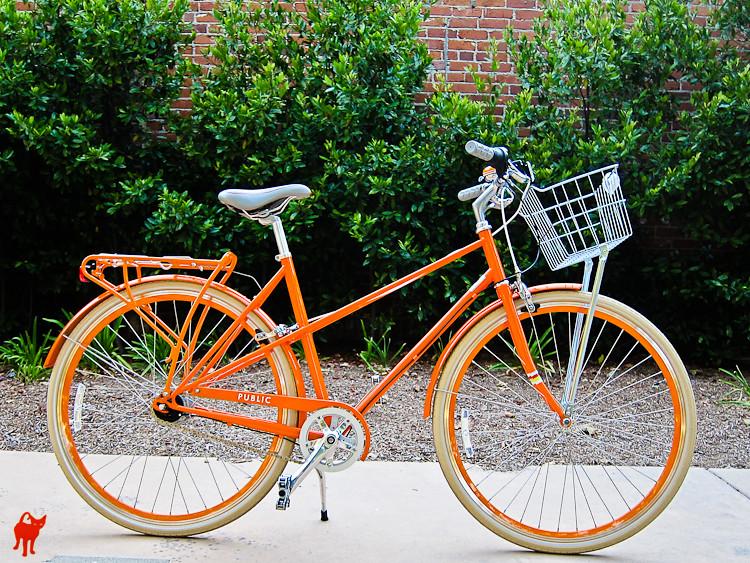Public Bike M8