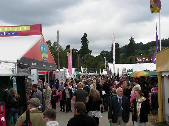 Royal Welsh Show 2011