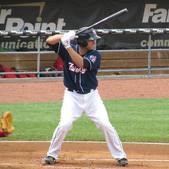 Travis d'Arnaud At Bat