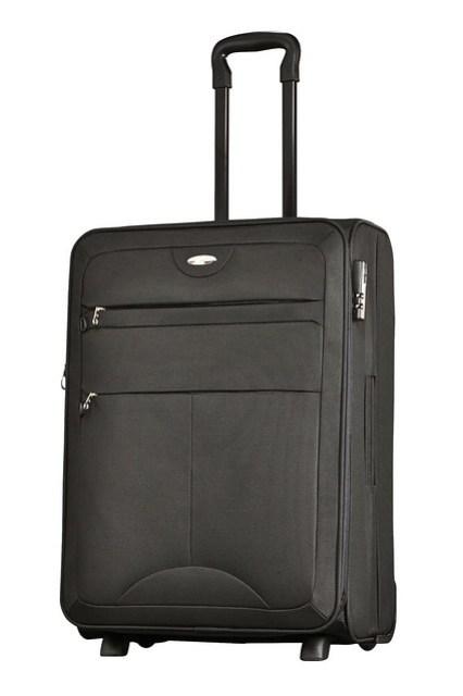 Dublin Black Luggage