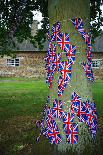 20110529-48_Union Flag Bunting_Ashby St Ledgers Village Hall by gary.hadden