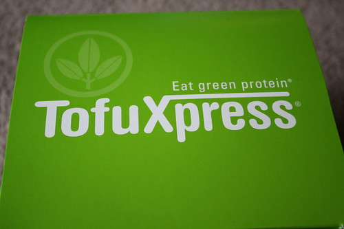 Eat Green Protein Tofu Xpress