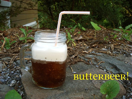 how to make butterbeer frozen
