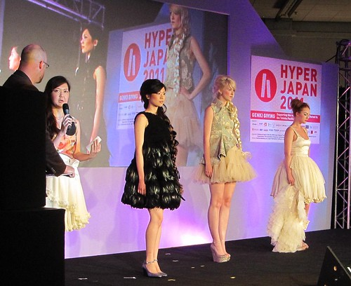 Hyper Japan, Saturday 23rd July 2011