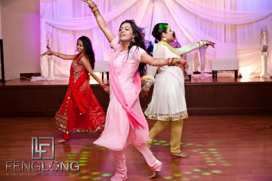 Bollywood Dance at Amir + Nasrine's Indian Wedding | 5th Avenue Event Hall - Buford, GA