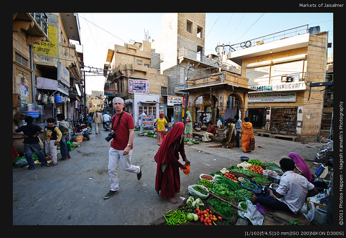 Markets of Jaisalmer