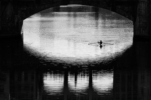 Luce sull'Arno