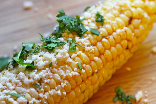 close up corny