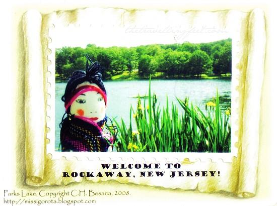 miss iggy postcard