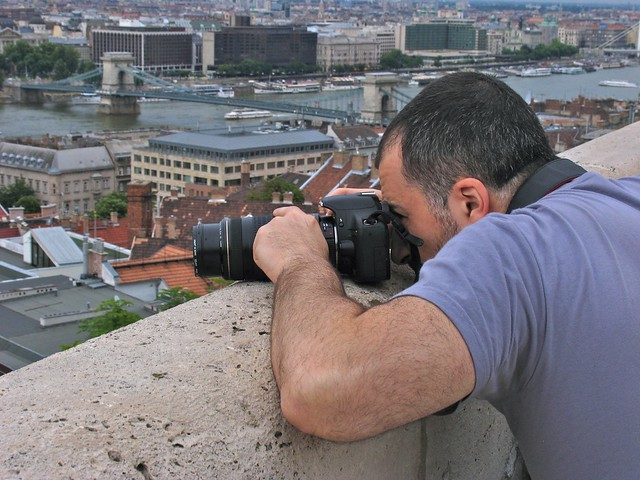 Photographier Budapest, Hongrie