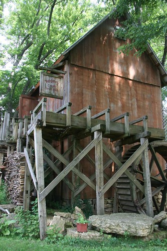 Roger's Creek Grist Mill