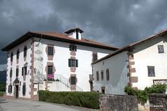 Casa Indaburua, sede del Museo de las Brujas