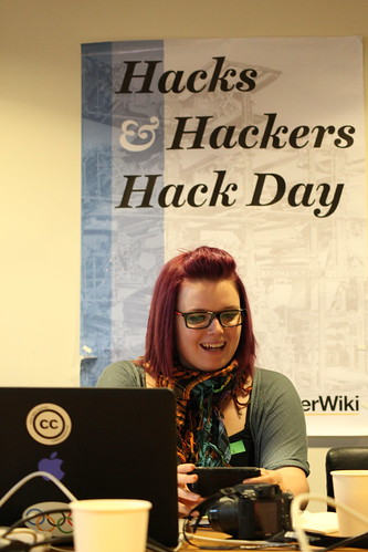 Hacks and Hackers #media2012