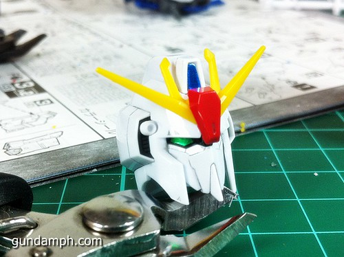 Building MG Zeta 2.0 HD Color Version (part 1) (23)