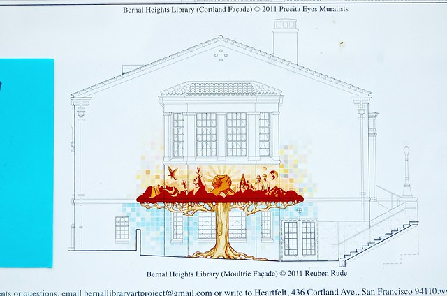 Library Mural Proposal