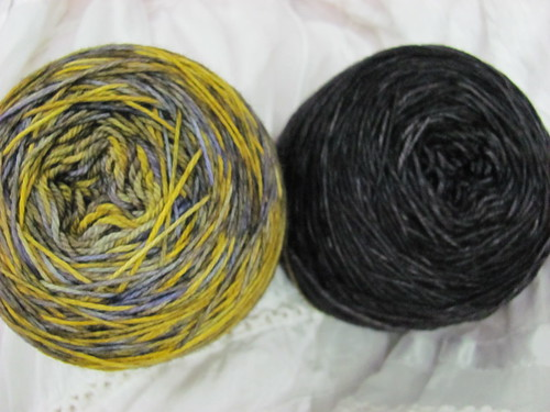 wraparound gloves yarn