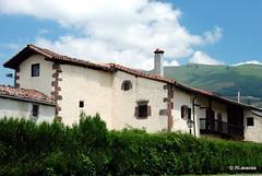 Barrio de Bozate, Arizkun, Valle de Baztán