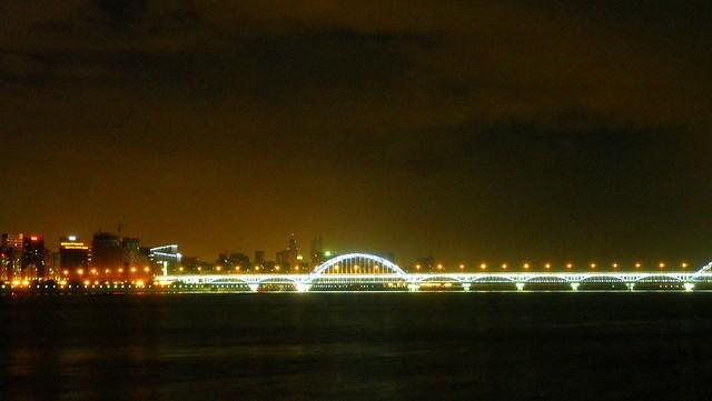 Hangzhou by night
