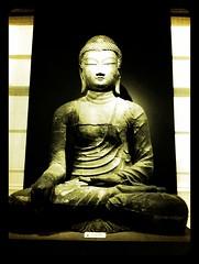 Buda en bronce