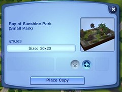 Town - Ray of Sunshine Park