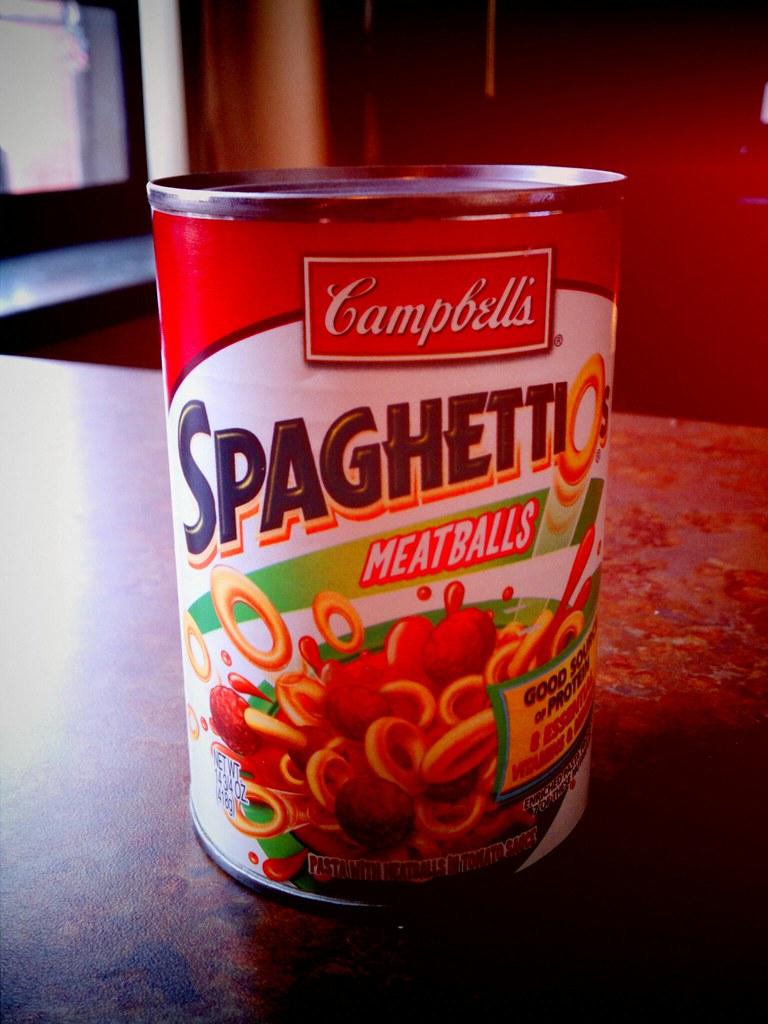 SpaghettiO's