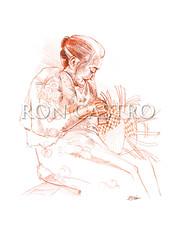 Master Weaver Tan Elena