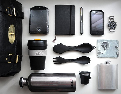 What's In Your Bag - Boardroom Overnighter