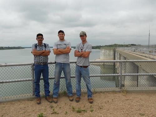 Boys at Enders Lake