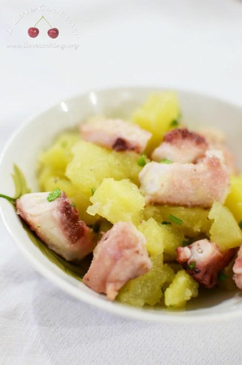 polpo e patate