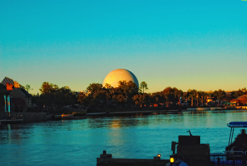 Spaceship Earth by Zetableh
