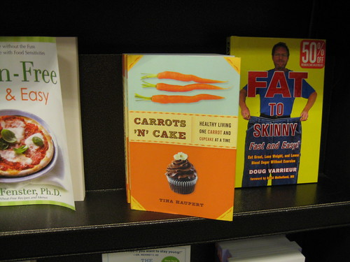 Carrots N' Cake by Haupert at Barnes and Noble