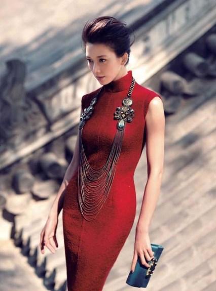 Bea Valdes for Shanghai Tang