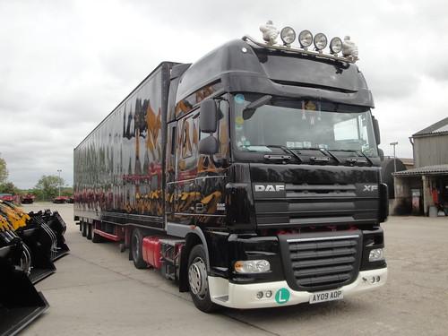 Matt Ireland - Transam Trucking (2)