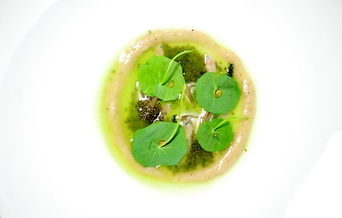 """2nd Course: """"Lily Pond"""""""
