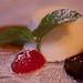 My Panna Cotta with Caramel & Chocolate Sauce